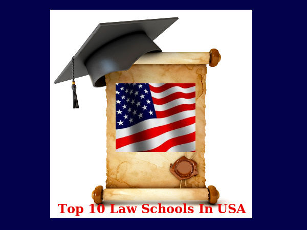 Top 10 Law Schools In USA