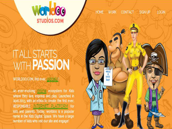 Explore your creative streak with WorldooStudios