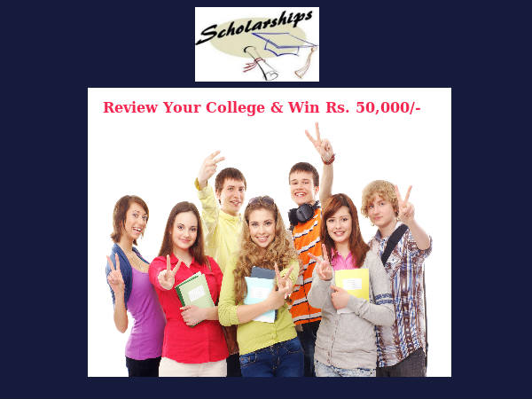Review Your College & Win Rs. 50,000/-