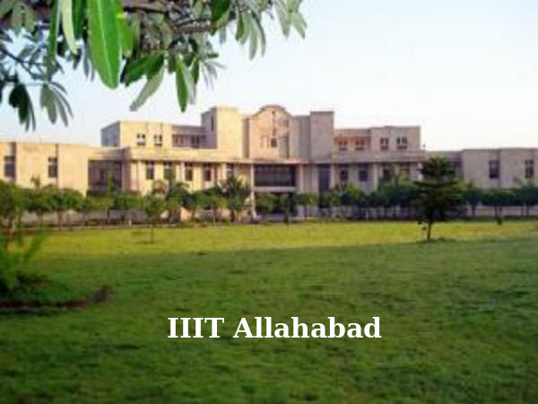 IIIT Allahabad: PG admission-14 dates are extended