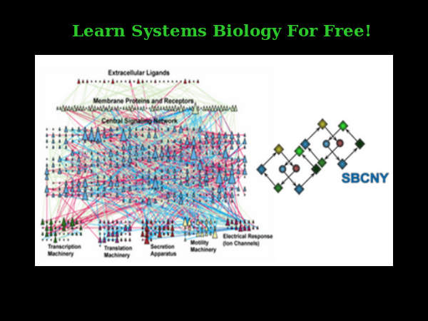 Learn Systems Biology For Free!