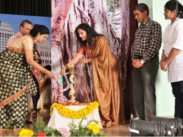 Annual Day Celebration at the Bangalore School