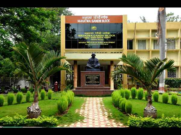 PG Diploma admission at NIRD, Hyderabad