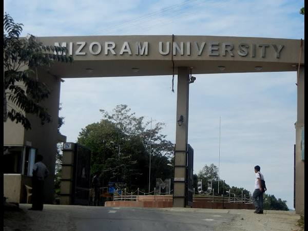B.Tech admission at Mizoram University