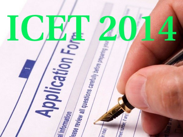 Apply for ICET 2014 entrance exam with late fee