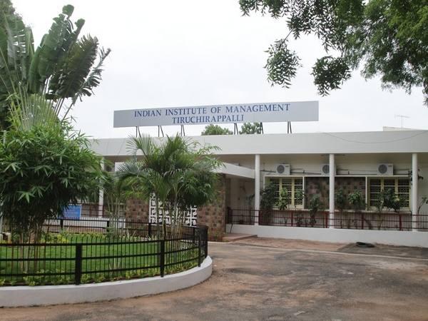 PGPHRM Admission at IIM Tiruchirapalli