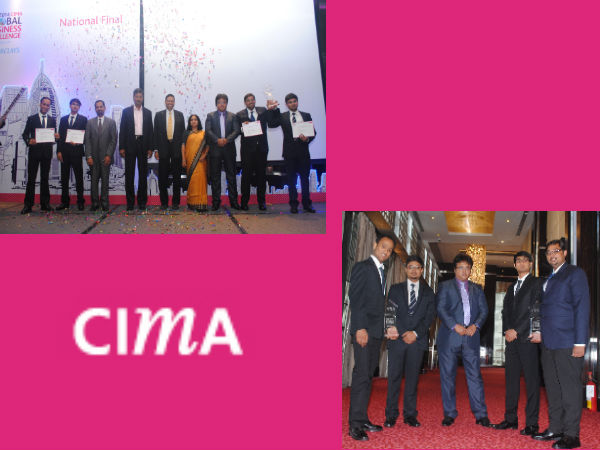 CIMA India Global Business Challenge 2014