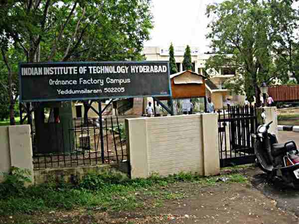 M.Tech, M.Phil and M.Des admission @IIT Hyderabad