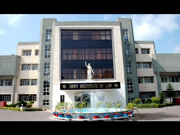 B.A LL.B Admission at Army Institute of Law