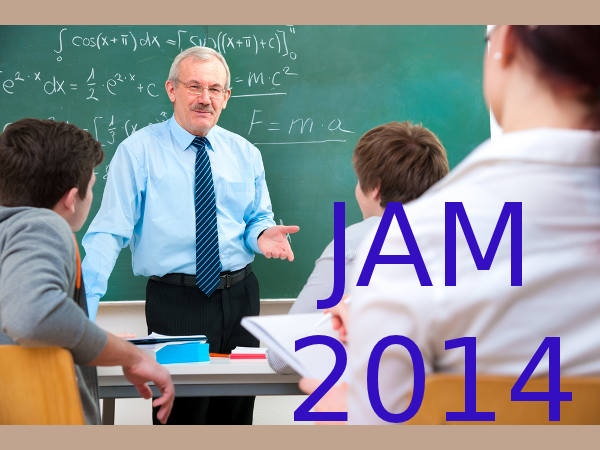 JAM 2014: Admissions open for M.Sc programmes