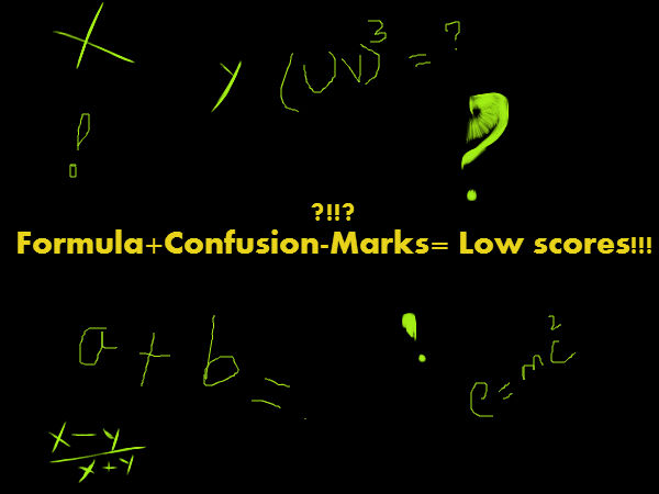 Quick tips to recollect formulae during exam