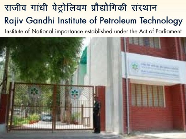 M.Tech & Ph.D admission in RGIPT
