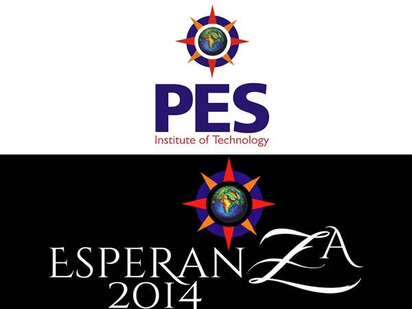 "PESIT presents ""Esperanza 2014"" - A Tech Fest"
