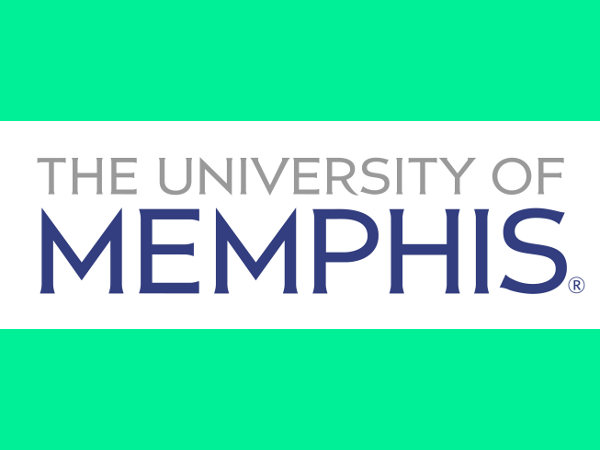Indian institute sign with University of Memphis