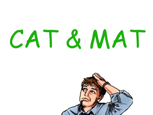 Life Beyond CAT and MAT!!