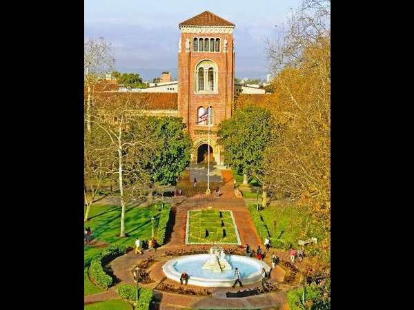 Southern California University sets a new record