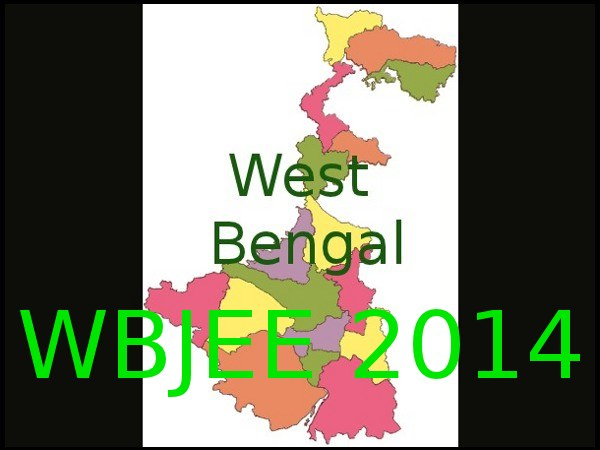 WBJEE 2014 Official Answer Keys