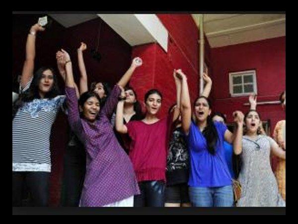 Karnataka II PUC 2014 results creates history!