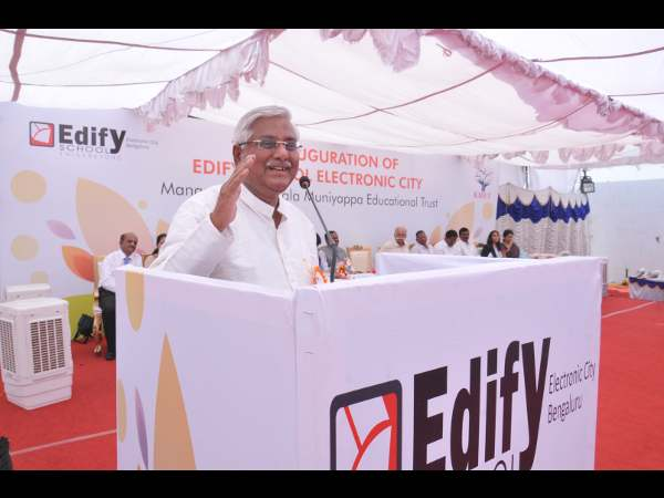 Edify School Electronic City