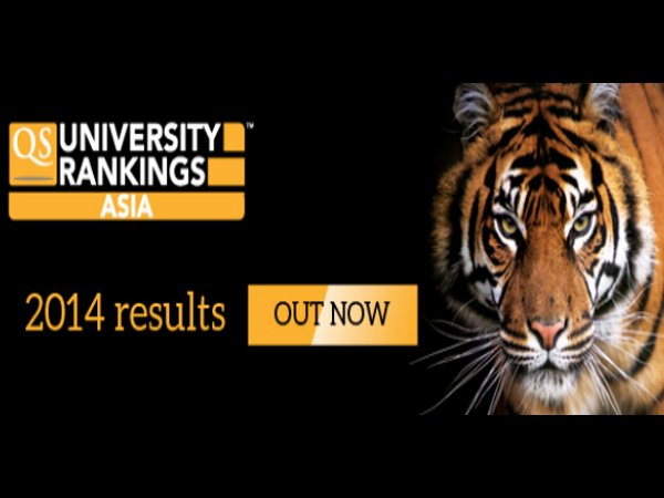 No Indian Varsity In Top-10 of Asian Ranking List