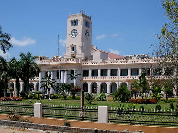 Admission to MBBS, BDS, B.E in Annamalai varsity
