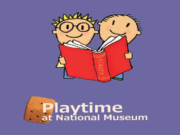 Playtime at National Museum