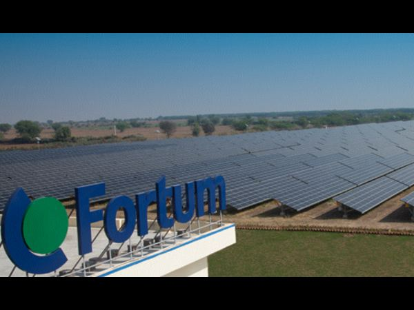 Fortum Utilises Its Solar Expertise