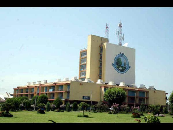 B.A LL.B & B.Pharm admission at Kashmir University