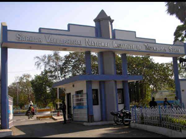 Integrated M.Sc Admission at SVNIT, Surat