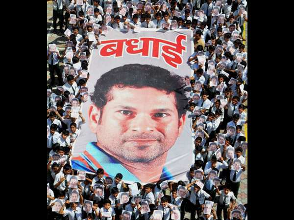 School students to learn about Sachin Tendulkar