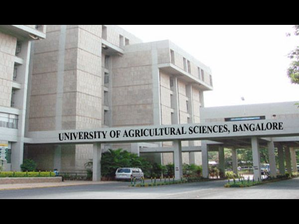 UG Courses Admission at UAS, Bangalore