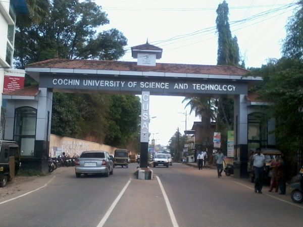 School of Engineering, Cochin University of Science and Technology, Ernakulam