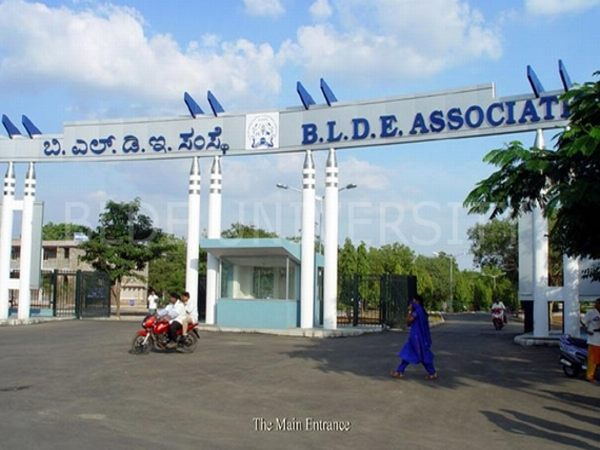 MBBS admission to BLDE University