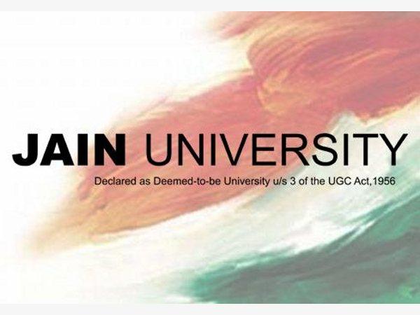 PG admissions at Jain University