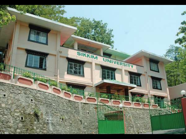 Admissions Open at Sikkim University