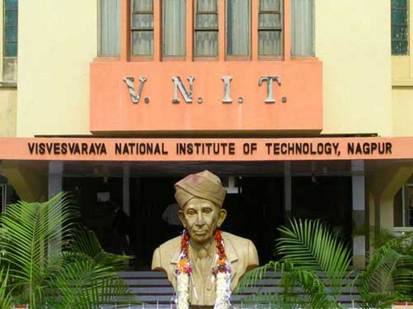 Visvesvaraya National Institute of Technology, Nagpur