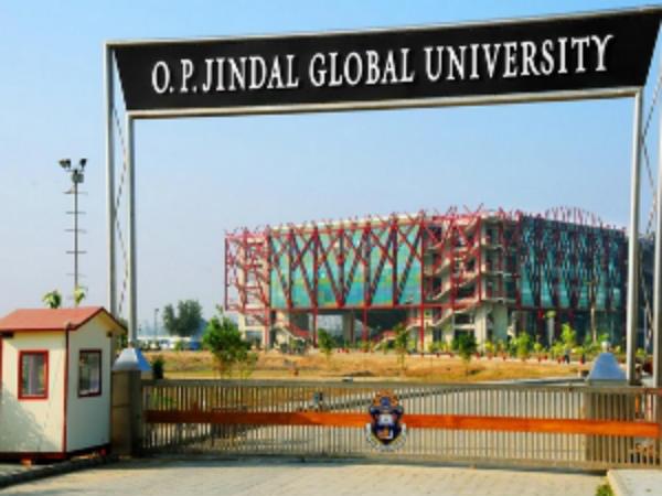 印度的opp金达尔全球大学