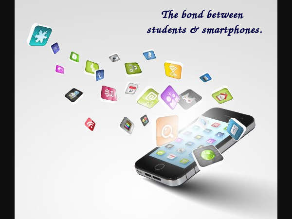 The affinity of students towards smartphones