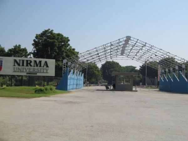 Nirma University extends B.Tech admission dates
