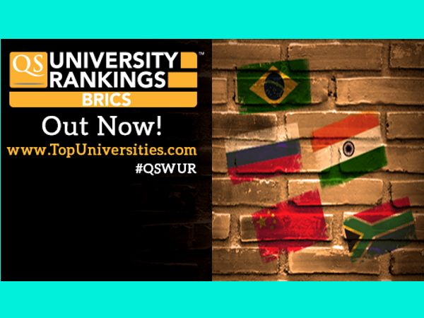 BRICS QS University Rankings 2014