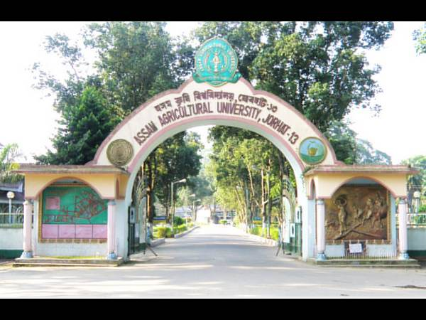 Assam Agricultural University Admission 2014