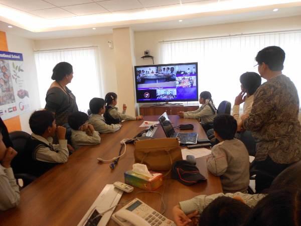 International Knowledge Exchange Program at GIIS