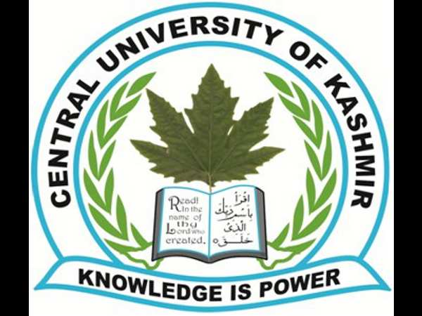 MBA Admission at Central University of Kashmir