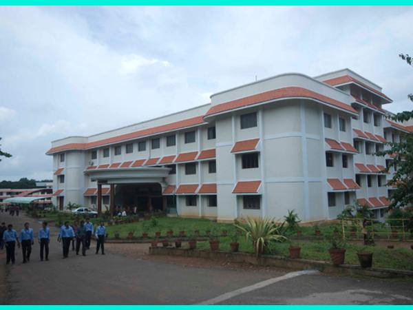 M.Tech in Network Computing at TIST, Cochin