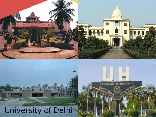 Top Universities in India: Region Wise Ranking