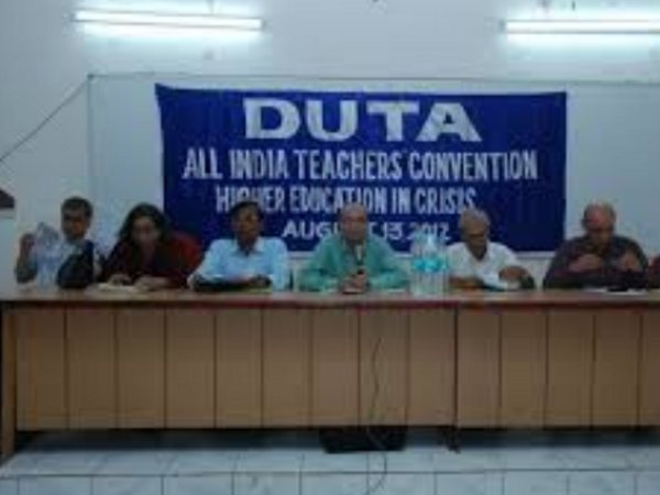 DUTA to expect restructuring of FYUP courses