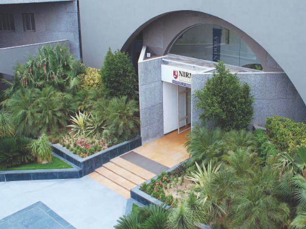 Nirma University's law institute  limits seats