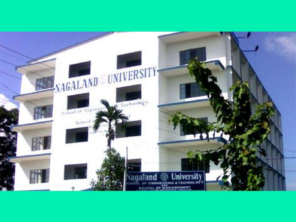 Nagaland University offers MBA admission 2014