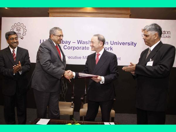 IIT Bombay join hands with Washington University