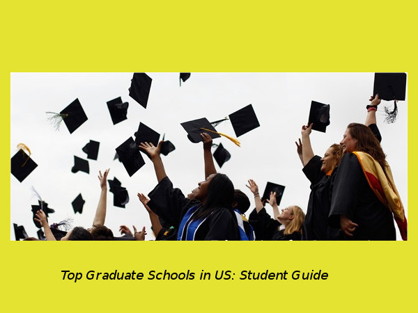 Graduate Study in the US: Guide for students